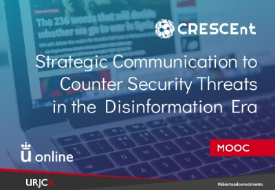 Strategic Communication to Counter Security Threats in de Disinformation Era